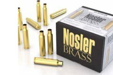 22 Nosler Brass 100pk