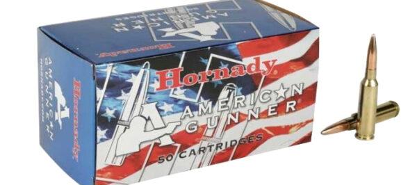 American Gunner 6.5 Creedmoor 140gr BTHP 50rds