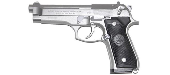 Beretta 92FS 9x19mm LUGER, 4 9