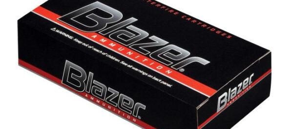 Blazer Alum. 40 S&W 180gr TMJ CF 1000/Pack