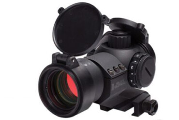 Bushnell Elite Tactical Red Dot Matte, 1×32 3 MOA DOT, Box rangeviewsports