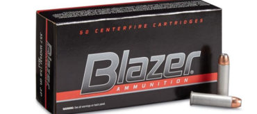 CCI Blazer .357 Magnum 158 Grain JHP – Box Of 50