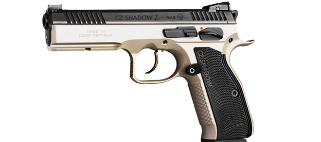 CZ-75 SP-01 Shadow 2 9x19mm Luger Urban Grey