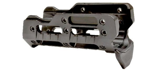 Cadex Defense MCS Modular Fore-end Pump Guard (No Rails) - Remington 870