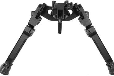 Cadex Falcon Bipod W/ QD Universal Picatinny Mount