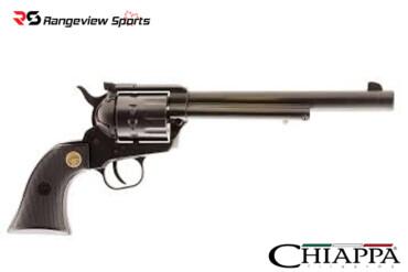 Chiappa 1873 SAA 22-10 Revolver .22LR 5.5″ – Black Rangeviewsports Canada
