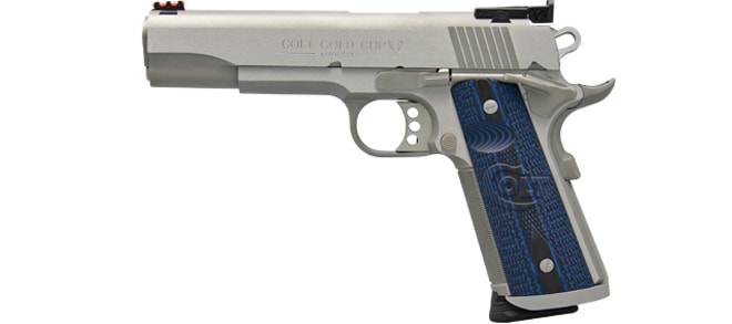 Colt 1911 Delta Elite Rail 10mm Rangeview Sports Canada