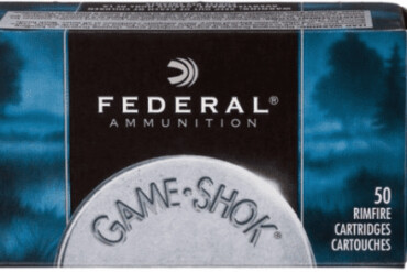 Federal Game-Shok .22LR Bird Shot 25g