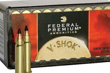 Federal Premium .17HMR 17gr Hornady V-Max Polymer Tip – Pack of 50 Rounds