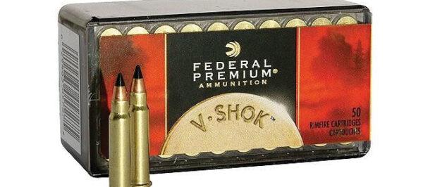 Federal Premium .17HMR 17gr Hornady V-Max Polymer Tip – Pack of 50 Rounds