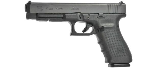 Glock 41 Gen4 45 ACP Adjustable Sight MOS