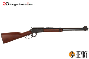 Henry Lever-Action .22LR Rimfire Rifle, H001 Rangeviewsports Canada