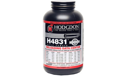 Hodgdon Powder H4831