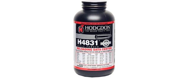 Hodgdon Powder H4831