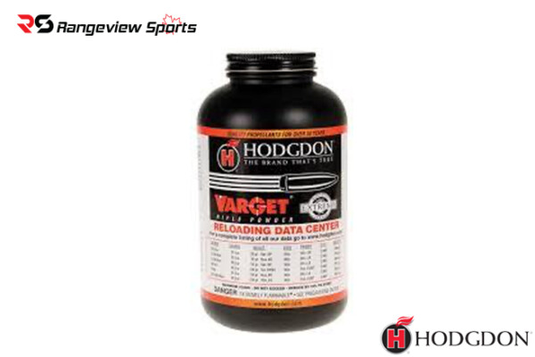 Hodgdon Varget Smokeless Powder – 1lb Rangeviewsports Canada