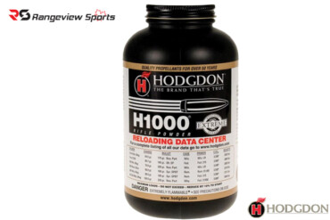 Hodgdon h1000 smokeless powder Rangeviewsports Canada copy