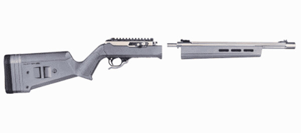 Magpul Hunter X-22 Takedown Stock' Ruger 10/22 Takedown- Grey