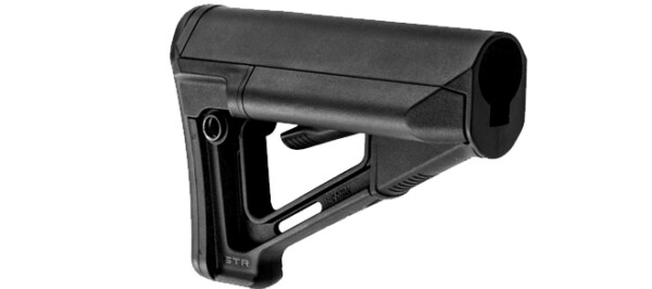 Magpul STR Carbine Stock Mil Spec – Black Rangeview sports canada