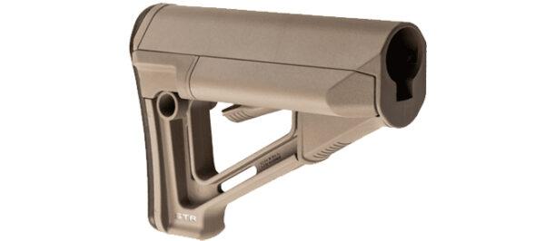 Magpul STR Carbine Stock Mil Spec – FDE Rangeview sports canada