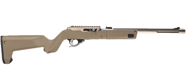Magpul X-22 Backpacker Stock, Ruger 10/22 Takedown FDE