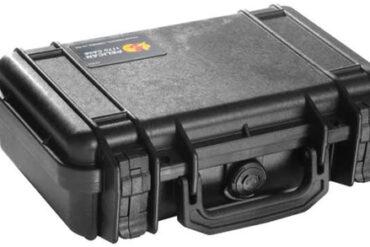 Pelican 1170 Protector Case Black W/Foam