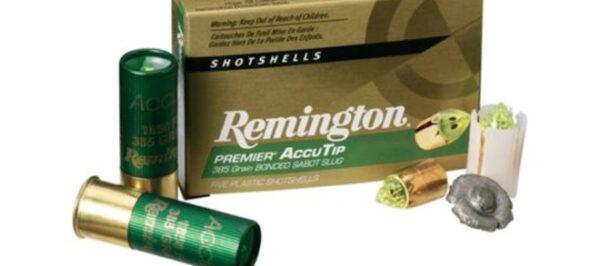 Remington AccuTip 20g 3″ 260gr Sabot Slug – Pack of 5 Shells