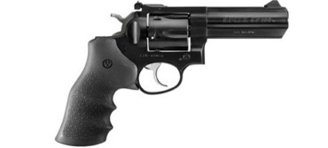 Ruger GP100 .357 Mag, 4.2″, Blued Double-Action Revolver