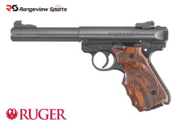 Ruger Mark IV Target 22.LR Pistol – Laminate Grip Rangeviewsports Canada