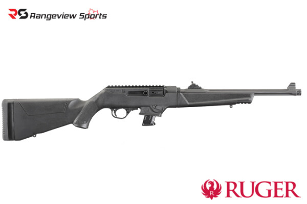 Ruger PC Carbine, 9mm Takedown-rangeviewsports-canada