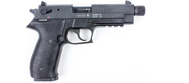 Sig Sauer Mosquito .22LR Pistol Black