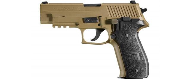 """Sig Sauer P226 MK25 4.4"""" 9x19mm LUGER - Desert Tan"""