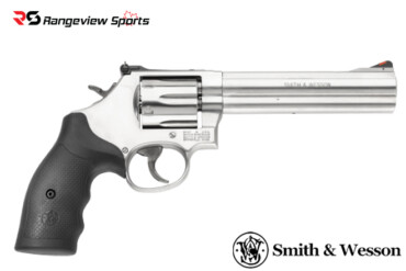 Smith & Wesson 686 .357 MAG Stainless, 6″, 7-Shot Revolver Rangeviewsports Canada