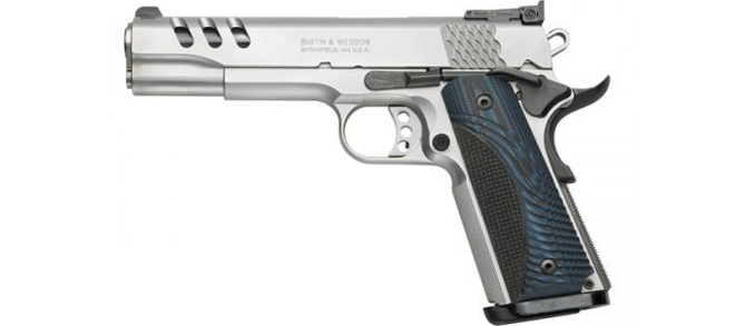 Smith & Wesson Performance Center 1911  45ACP - Rangeview