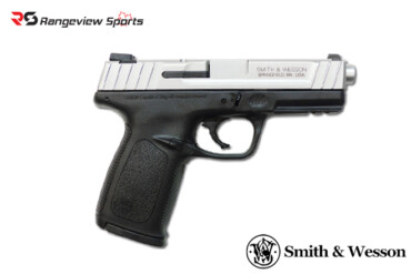 Smith & Wesson SD9VE 9mmx19mm Luger 4.25″ Pistol Rangeviewsports Canada