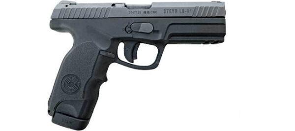 "Steyr L9-A1, 4.5"" Barrel, 9mm Pistol"