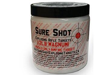 Sure Shot Rimfire Magnum 1/2lb