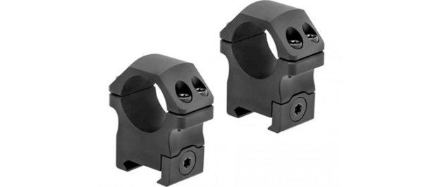 UTG Pro Precision Optics Interface (P.O.I) Picatinny-Style Rings Matte