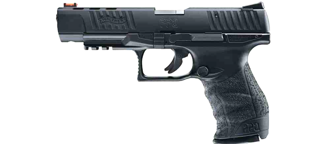 Walther PPQ M2 22LR - Black