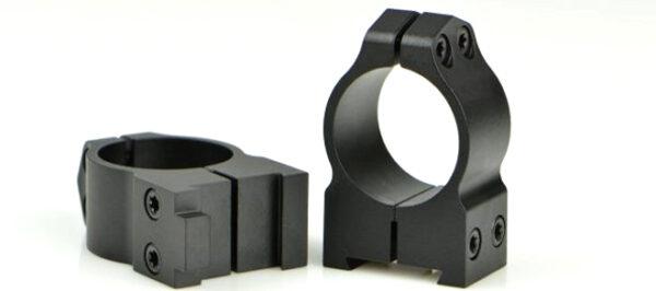 Warne 1″ CZ 550 Fixed Medium Matte Rings