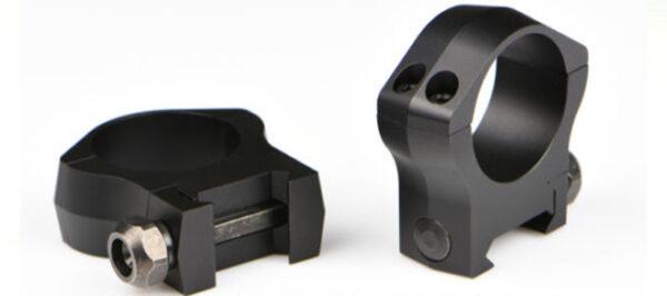 Warne 7215M 30mm Rings – High