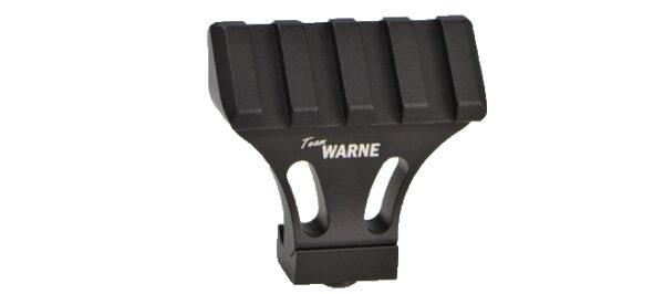 Warne A645TW 45 Degree Picatinny Side Mount Adapter