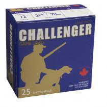 "Challenger 12GA 2 3/4"" 00 Magnum Buckshot 9 Pellets"