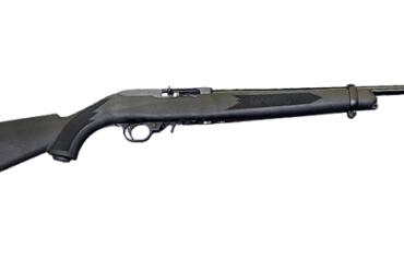 Ruger 10/22 Synthetic Semi-Auto Rifle, .22LR
