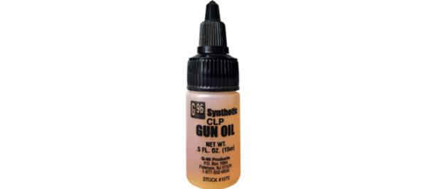G96 Synthetic CLP Gun Oil 0.5 FL. OZ