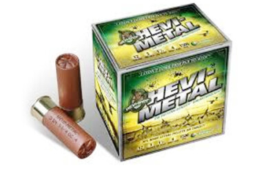 "Hevi-Shot Hevi-Metal 3.5"" 1 1/2 #2 1500 FPS 12g Shotshells 25pk"