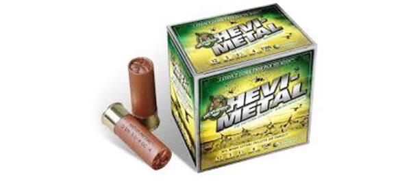 "Hevi-Shot Hevi-Metal 3.5"" 1 1/2 #2 1500 FPS 12g Shotshells 25pk"