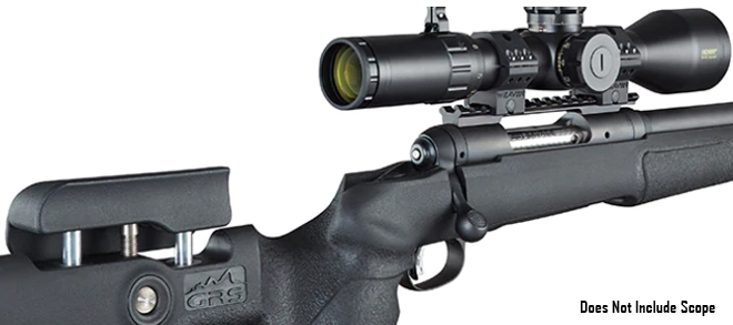 Savage Arms Model 10 Precision Bolt-Action Rifle with GRS Stock 6 5