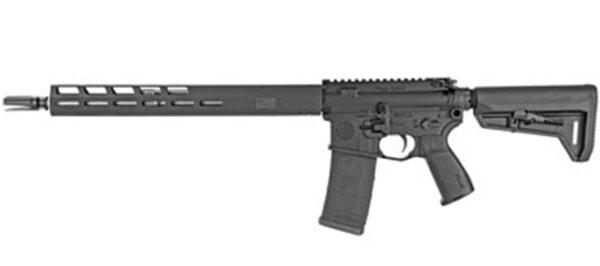"""Sig Sauer M400 Tread in 5.56 NATO, Tele Stock, 16"""" Brl, Blk"""