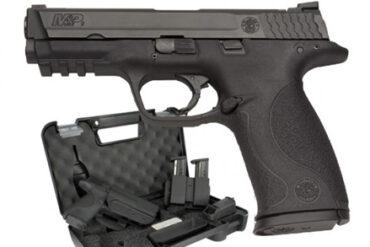 Smith & Wesson M&P .40 M2.0 Range kit