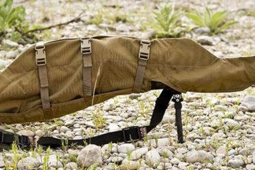 T.A.B. Gear Rifle Cover Black